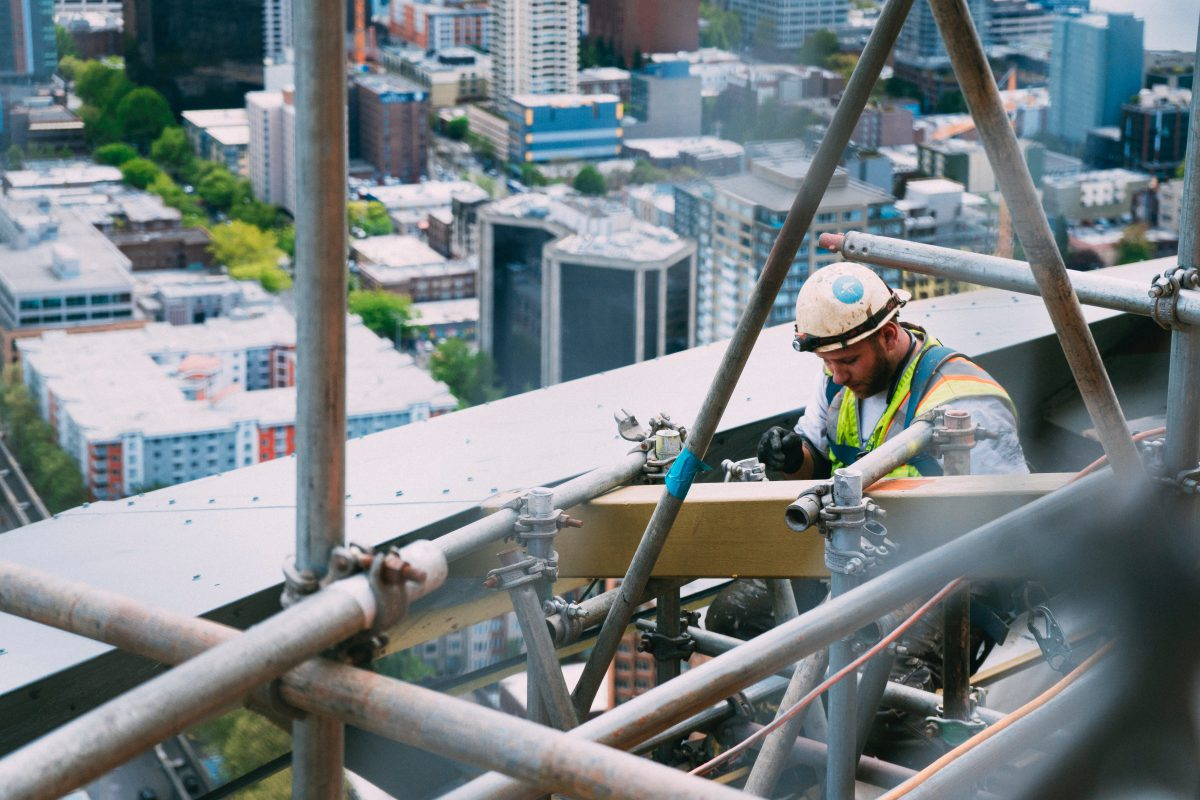 Elektrische bouwlier