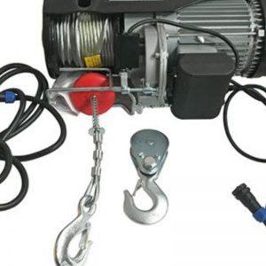 Elektrische lier 220 volt