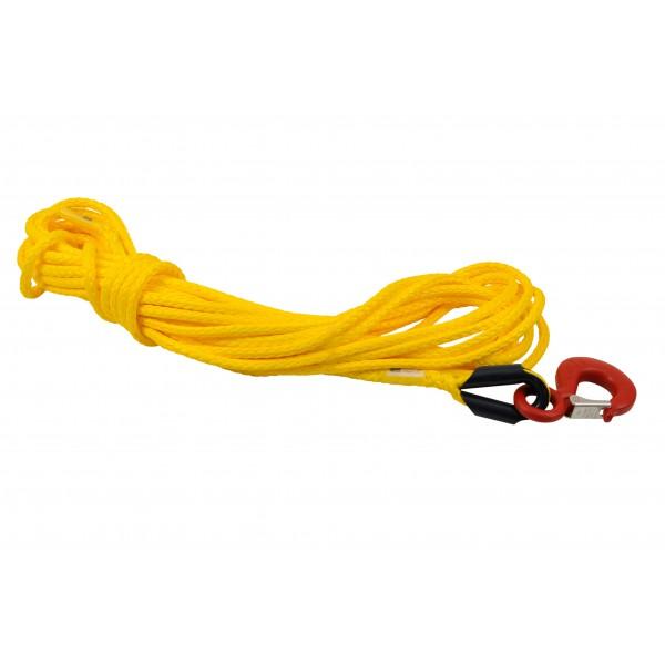 elektrische lier 12v touw